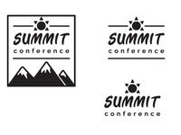 Summit logo concept