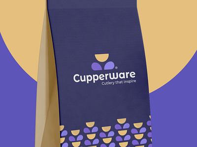 Cupperware Branding blue sky brand design icon identity design symbol icon illustration symbol logo design branding and identity branding identity branding concept branding agency branding design branding logo