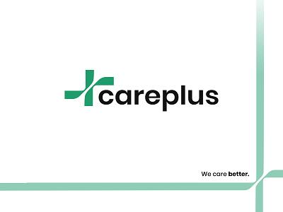 Careplus branding branding and identity logos logodesign logotype logo design symbol design flat design agency design icon identity design symbol icon illustration symbol branding design branding logo