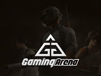 Gaming arena Logo Design
