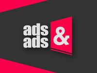 Logo design and Brand Identity design for adsandads