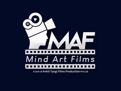 Logo Design for Mind art films