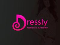 Logo Design for DRESSLY