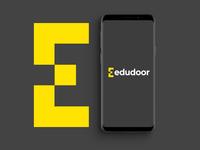Logo options designed for Edudoor