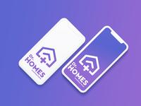 Brand Identity design for Dr. Homes.