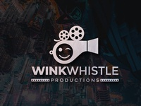 Logo Design for movie production house Winkwhistle Productions