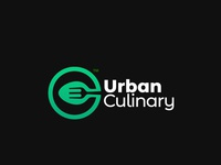 An option with second name Urban Culinary logo