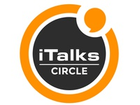 Logo Designed for Talk Show Italks