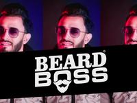 Designed a logo for Beard Boss
