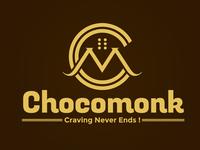 Designed a logo for a Chocolate Brand
