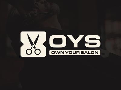 Online Salon Booking Service logo