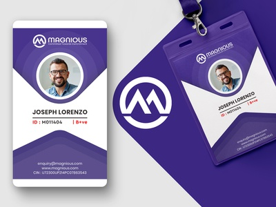 Id Card designs, themes, templates and downloadable graphic elements