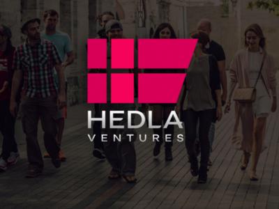 Logo designed for Hedla Ventures