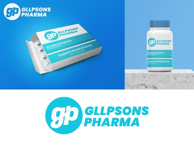 Branding and Logo design for a pharmaceutical Firm
