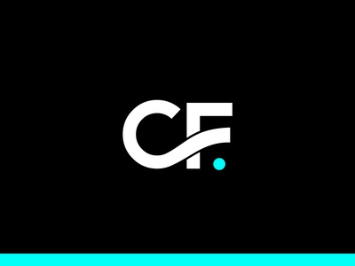 CF Logo work for a client