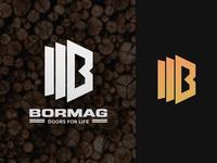 A logo design for a Wooden Door manufacturer