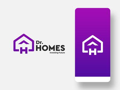 Logo Design for a Property Dealing Firm