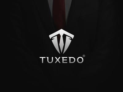 Tuxedo Logo Concept ( T Letter Concept )