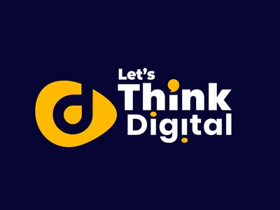 Let's Think Digital Logo Concept