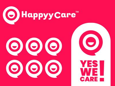 Some Concept Identity Design for Happyycare