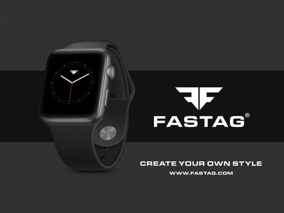 F Logo Concept for a watch company
