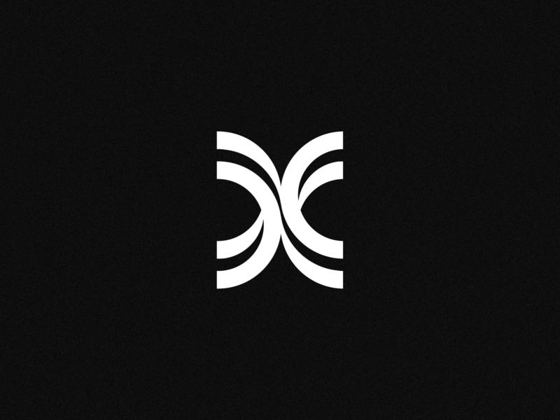 X lettermark