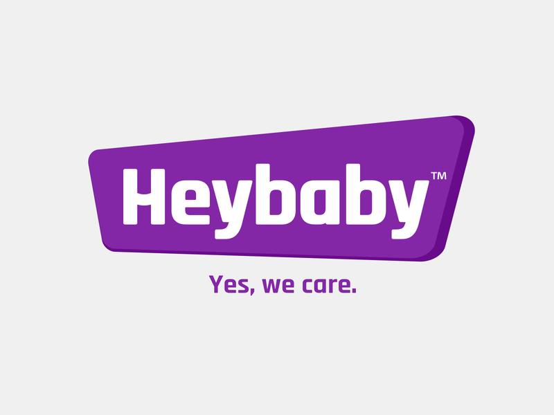 Heybaby logo