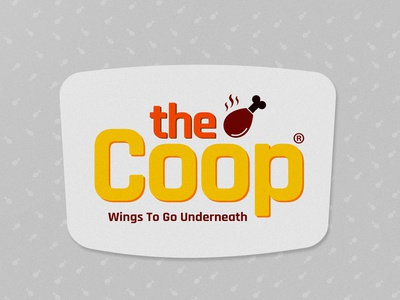 The Coop logo option