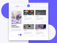 Design a Blog Layout with XO Pixel