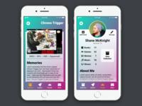 Showcase Concept: iOS App v1.2