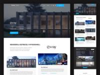 ProGrupa | V-ray - Landing Page