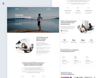 FCZK Foundation - Website