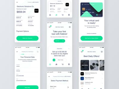 Loan App UI