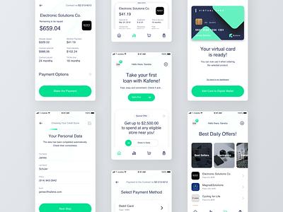 Loan App UI ux app app ux app ui design app design loan loans financial app finance app finance app ui ux app ui clean ui experience design