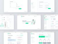 Loan App Desktop UI