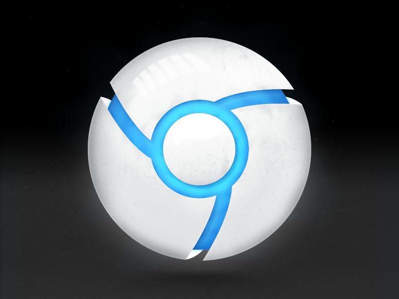 Chrome icon logo ios app mac iphone chrome google