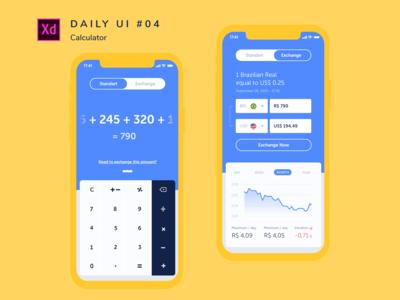 Daily UI challenge #004