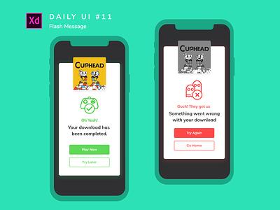Daily UI challenge #011 game app uidesign ui design adobe xd dailyui