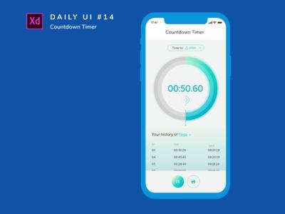 Daily UI challenge #014