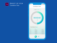 Daily UI challenge #014