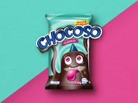 Chocoso - Cake vainila flavor