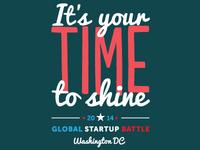 Global Startup Battle T-shirt