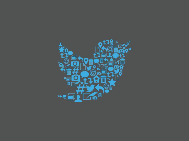 Twitter Logo Icons twitter logo icons