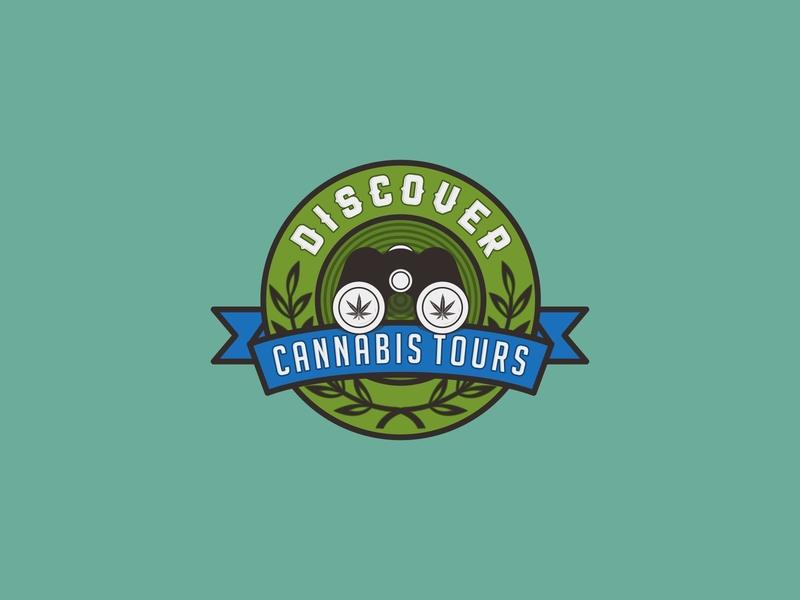 Discover Cannabis Tours Logo