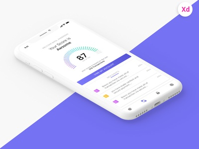 Money Transfer app White theme