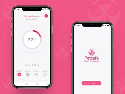 Smart Pet Feeder app