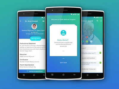Doctors Appointments App