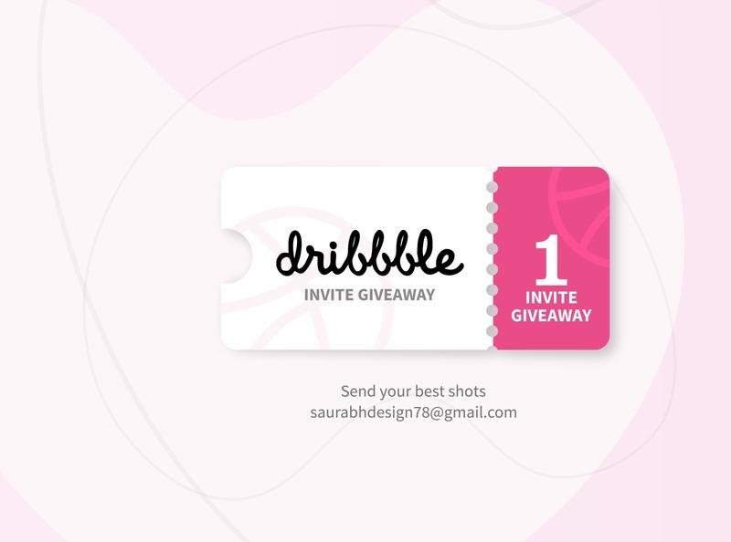 We have 1 invite to gift 2020 trend dribbble invite dribbble invitation dribbble best shot dribble invite dribbleartist dribble shot 2020 invite latest featured new dribbble hello dribbble