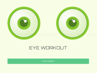 Introducing Eye Workout
