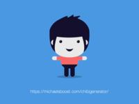 Introducing The New Chibi Character Generator App